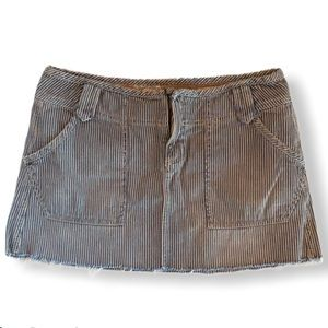 Free People NWOT Vintage Denim Skirt